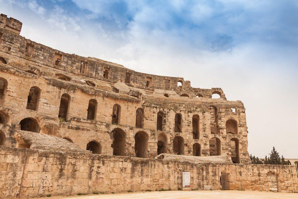 Ruinas romanas de Túnez