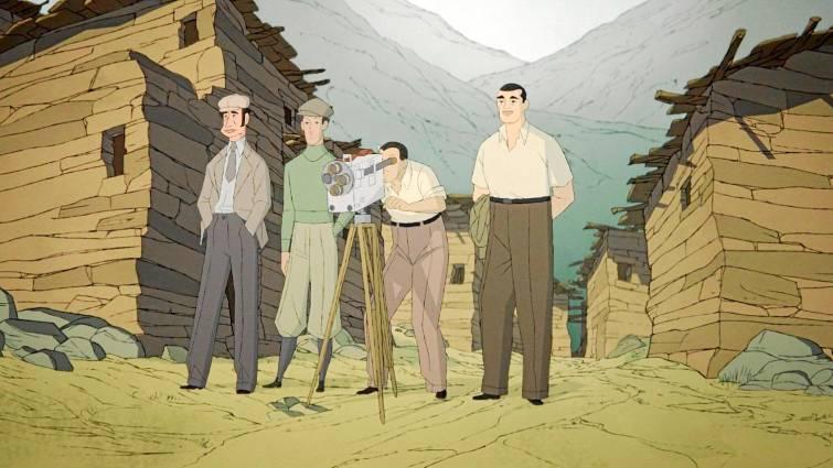 Buñuel en el laberinto de las tortugas, de Manuel Cristobal